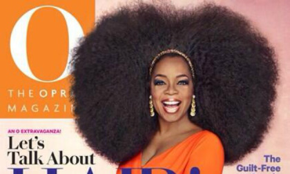 Oprah's Hairy Contradiction