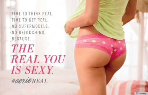 aerie real model 2