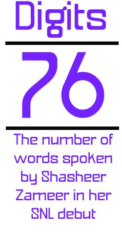 the digits shammer zamata