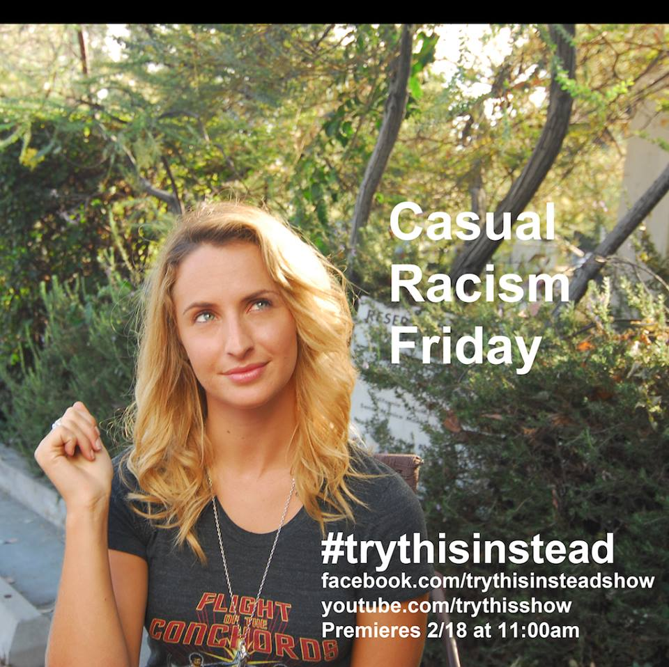 try this casual fri