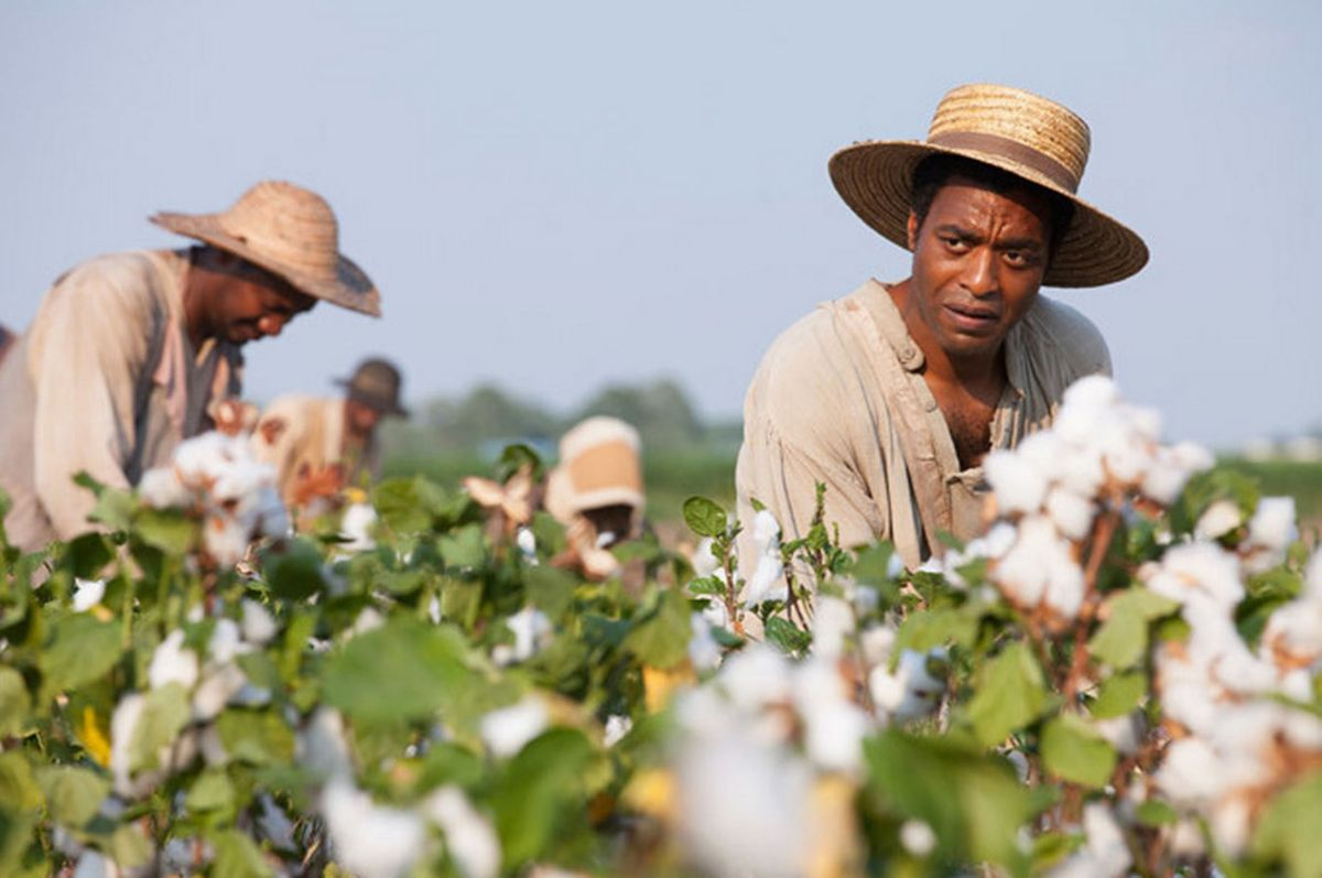 12 Years A Slave:  A Winner But Still A Slave