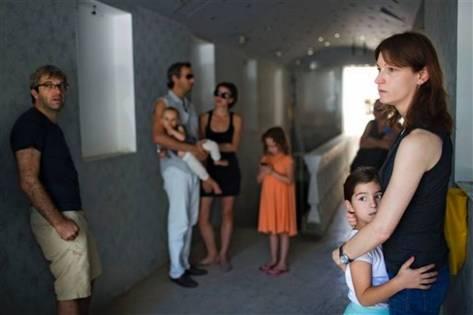 282APTOPIX Mideast Israel Palestinians