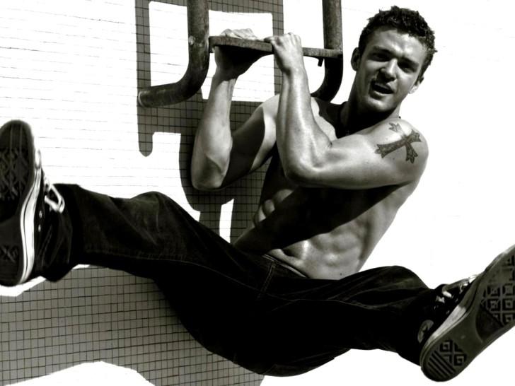 Justin Timberlake Wallpaper @ go4celebrity.com