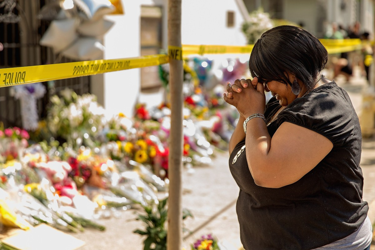 Why We Must Call The Charleston Shooting Terror