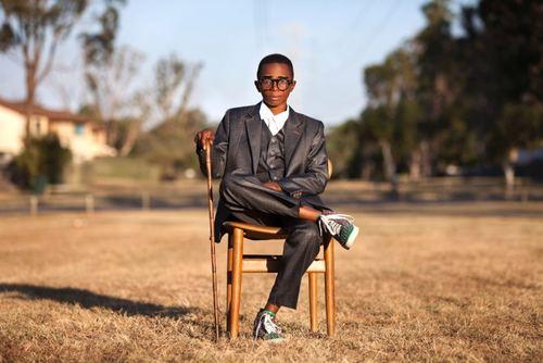 Sapeur+Congo++kid+chair
