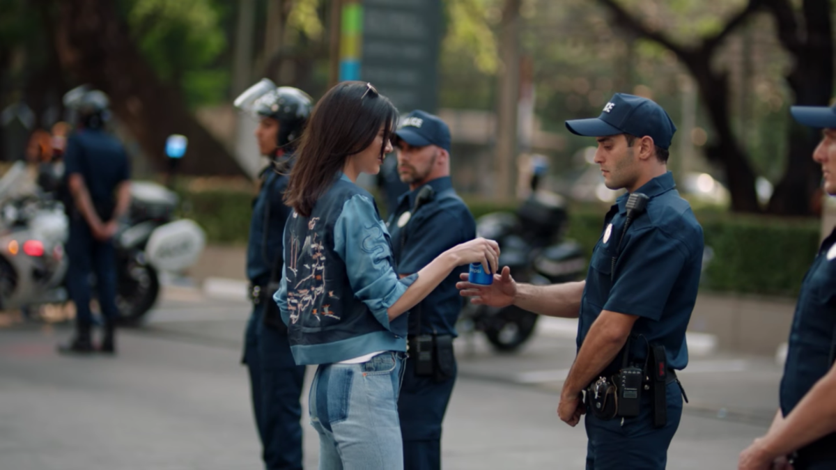 Pepsi's Not Tone Deaf, They'reAssholes