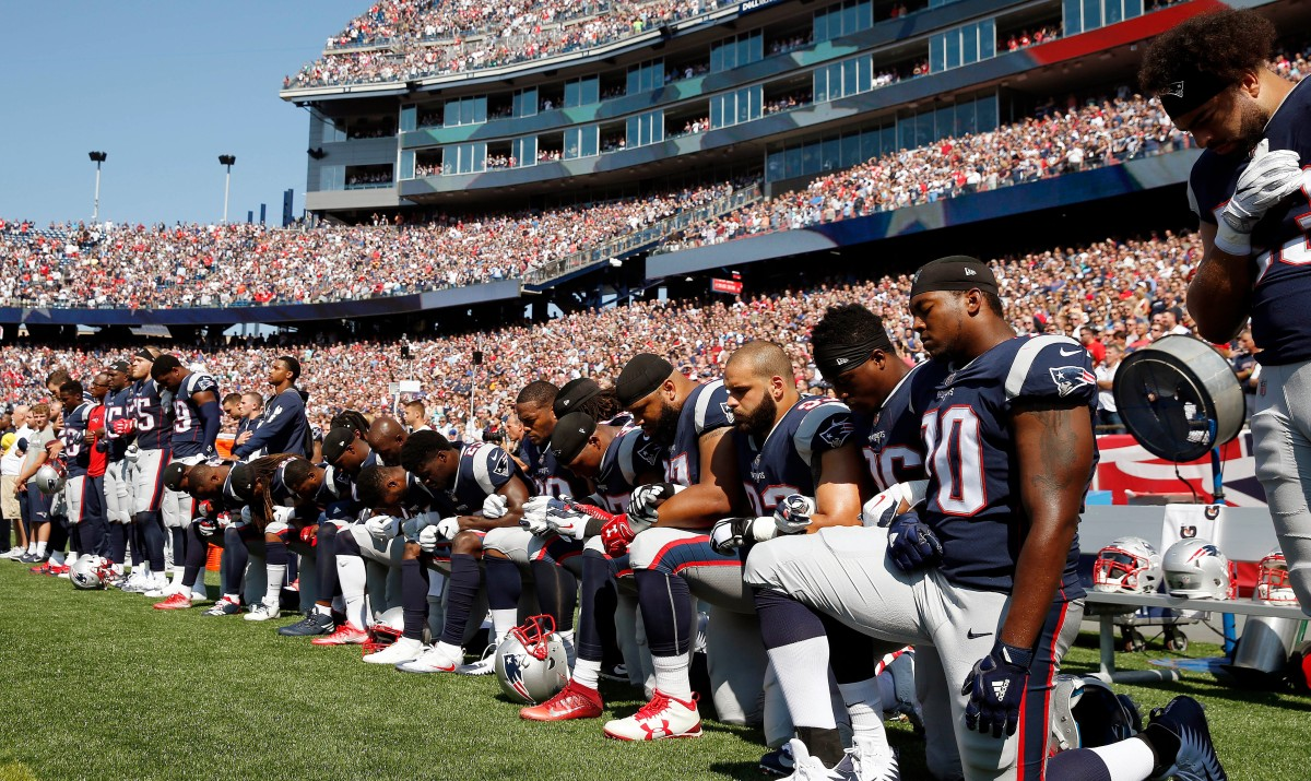 How to Stop The NFL Protests