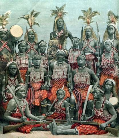 671b4966af9abced8d1be38cd9b6b9d4--dahomey-amazons-african-tribes