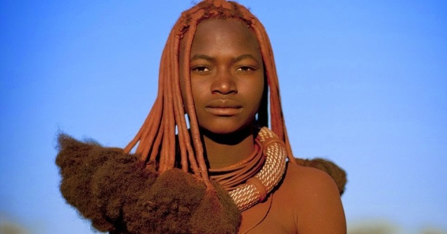 namibia bride
