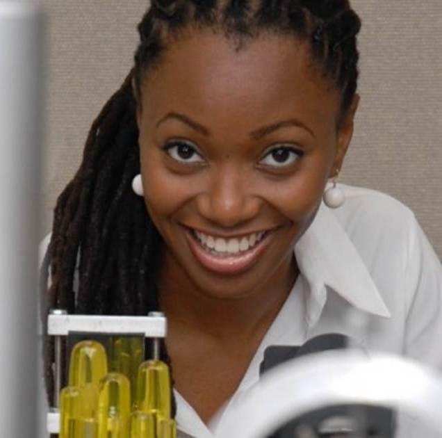 Dr. Hadiyah-Nicole Green, cancer researcher