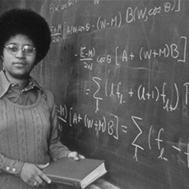 Dr. Shirley Ann Jackson Theoretical Physicist
