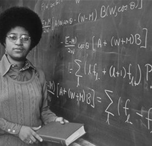 Dr. Shirley Ann Jackson Theoretical Physicist