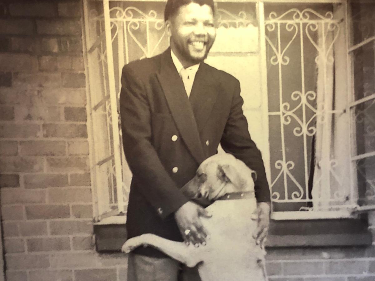 Everyday Mandela