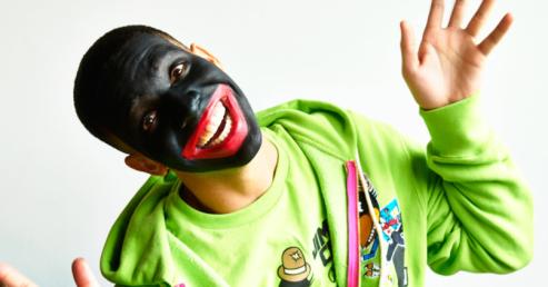 drake-in-black-face
