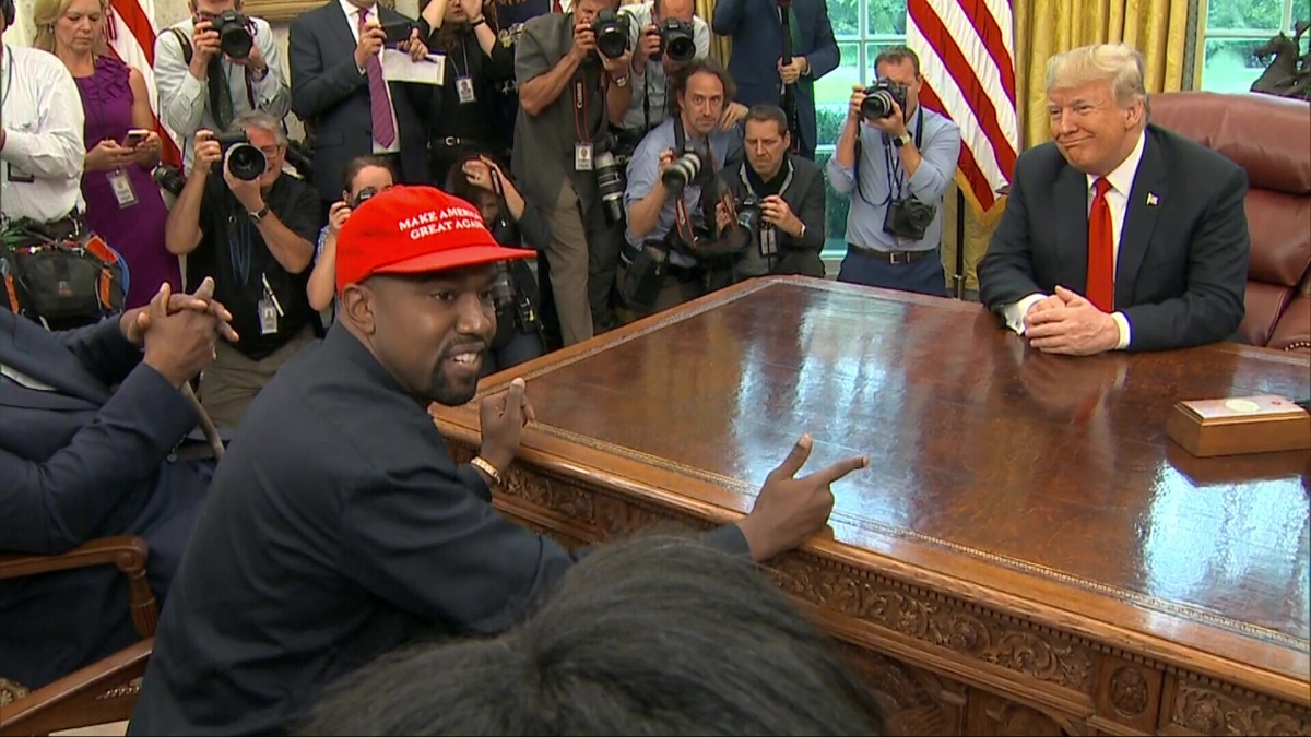 What Kanye West Has in Common With Susan Collins
